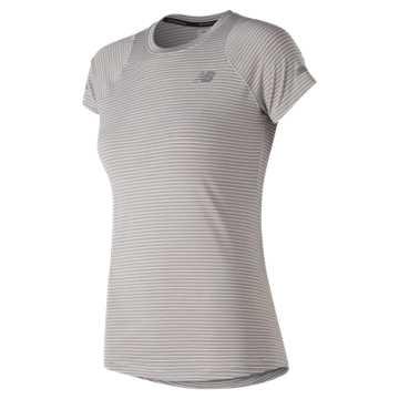 New Balance 针织上衣 女款 吸湿排汗 质地舒爽, OCR
