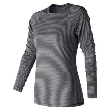 New Balance Seasonless Long Sleeve, Pigment