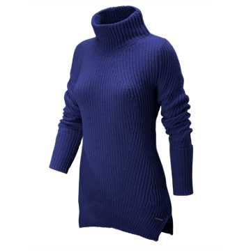 New Balance Cozy Pullover Sweater, Tempest