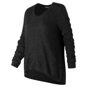 New Balance En Route Sweater, Black