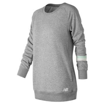 New Balance NB Athletics Tunic, Athletic Grey
