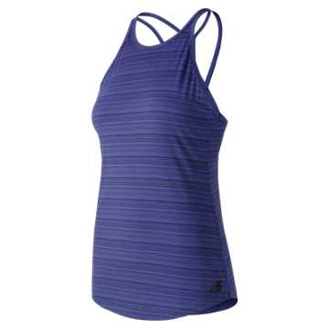 New Balance Transform Tank, Blue Iris