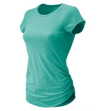 New Balance Transform Perfect Tee, Tidepool
