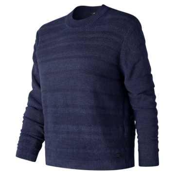 New Balance Sheer Studio Sweater, Pigment