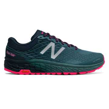 New Balance Fresh Foam Hierro v2, Typhoon with Supercell & Alpha Pink