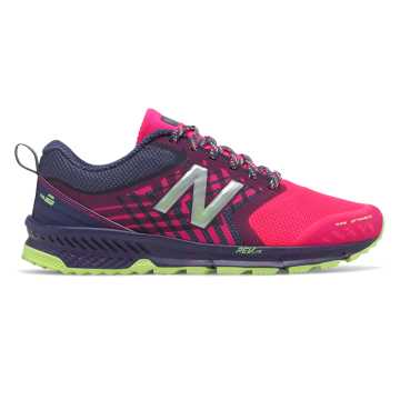 New Balance FuelCore NITREL Trail, Dark Cyclone with Alpha Pink