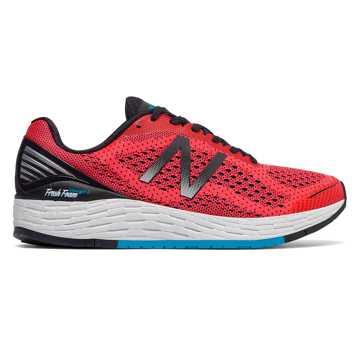 New Balance Fresh Foam vongo系列跑步鞋 女款 轻量缓震 舒适稳定, 红色