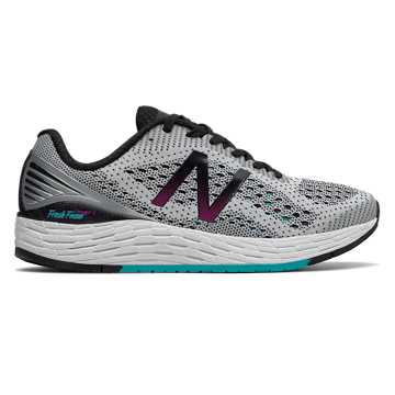 New Balance Fresh Foam Vongo v2, White with Pisces