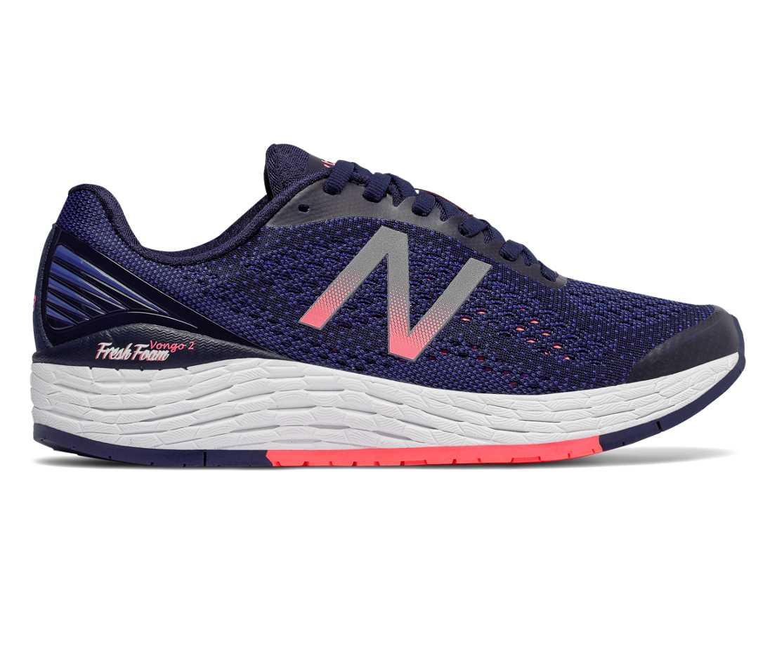New Balance Fresh Foam Vongo v2, Pigment with Blue Iris & Fiji