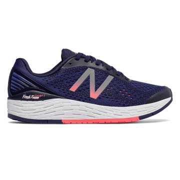 Women\u0027s Recently Reduced Shoes. Expand. New Balance Fresh Foam Vongo v2,  Pigment with Blue Iris \u0026 Fiji
