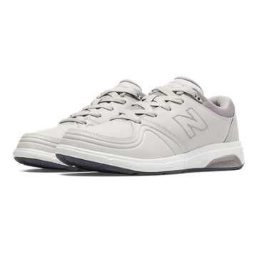 New Balance New Balance 813, Off White with Light Grey & Lead