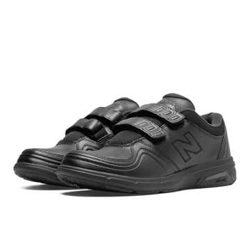 New Balance Women's Hook and Loop 813, Black