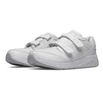 New Balance Hook and Loop Leather 928v2, White