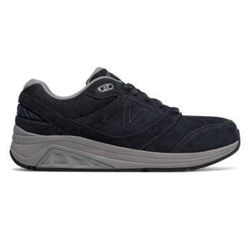 New Balance Suede 928v2, Navy with Grey