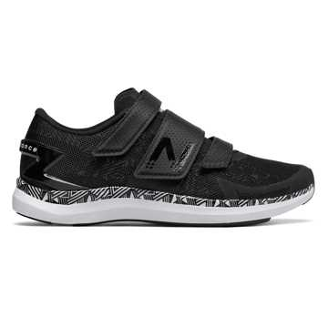 New Balance NBCycle WX09, Black with White & Black Multi