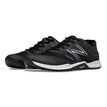 New Balance Minimus 20v5 Trainer, Black with White