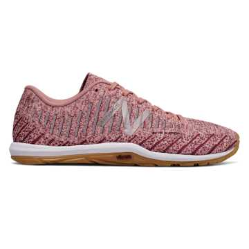 New Balance Minimus 20v7 Trainer, Dusted Peach with Gum