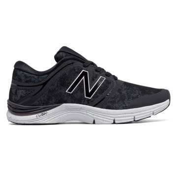 New Balance 女子室内训练鞋, 黑色