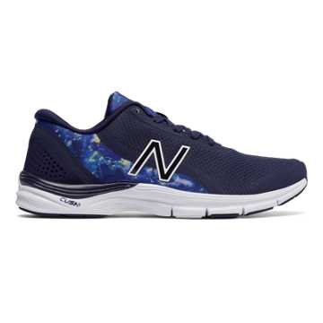 New Balance 711v3 Mesh Trainer, Pigment with Ice Violet
