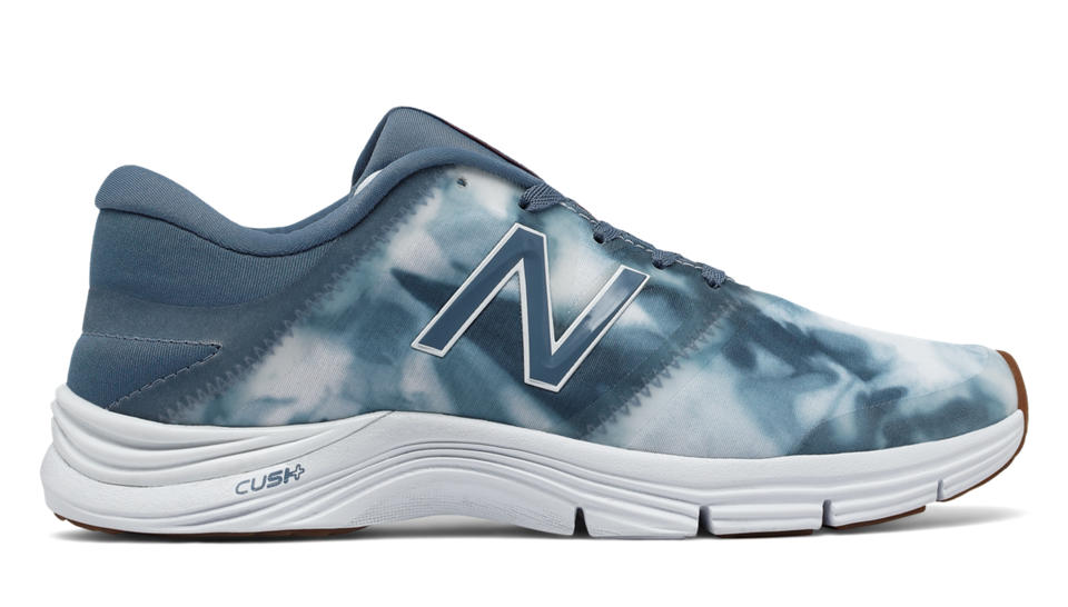 New Balance New Balance 711v2 Graphic Trainer, Deep Porcelain Blue with White