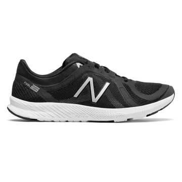 New Balance Vazee Transform v2 Mesh Trainer, Black with Silver