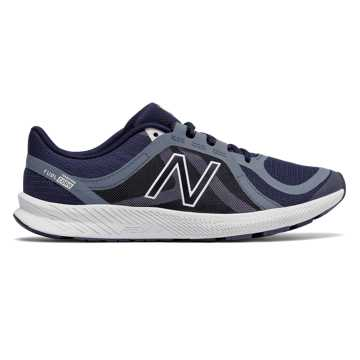 New Balance FuelCore Transform v2 Mesh Trainer, Pigment with Vintage Indigo & White