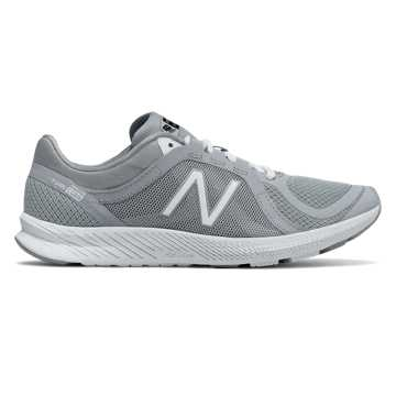 New Balance FuelCore Transform v2 Mesh Trainer, Silver Mink with White