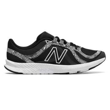 New Balance FuelCore Transform v2 Mesh Trainer, Black with White & Grey