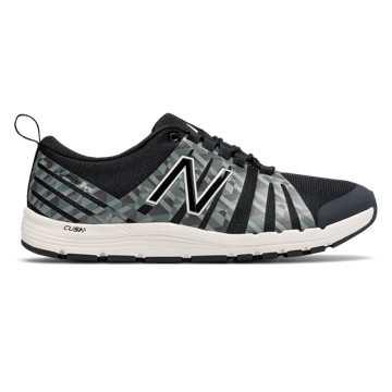 New Balance New Balance 811 Print Trainer, Black with Grove