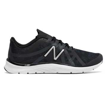 New Balance 811v2 Graphic Trainer, Black with Outer Space