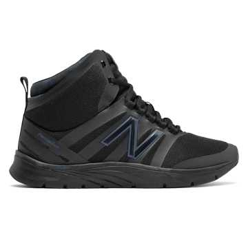 New Balance New Balance 811v2 Mid-Cut Trainer, Black with Outerspace