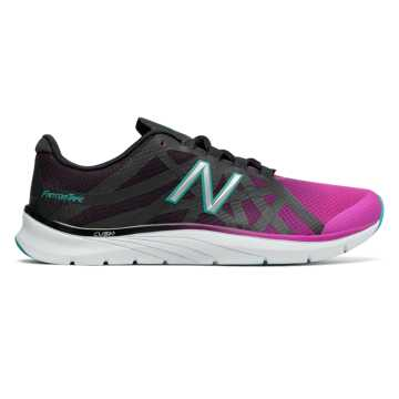 New Balance New Balance 811v2 Trainer, Poisonberry with Black
