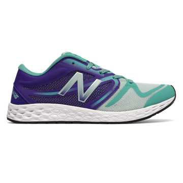New Balance Fresh Foam 822v3 Trainer, Aquarius with Spectral
