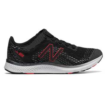 New Balance FuelCore Agility v2, Black with Ruby