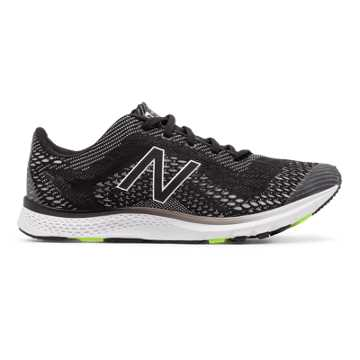 New Balance FuelCore Agility v2, Black with White