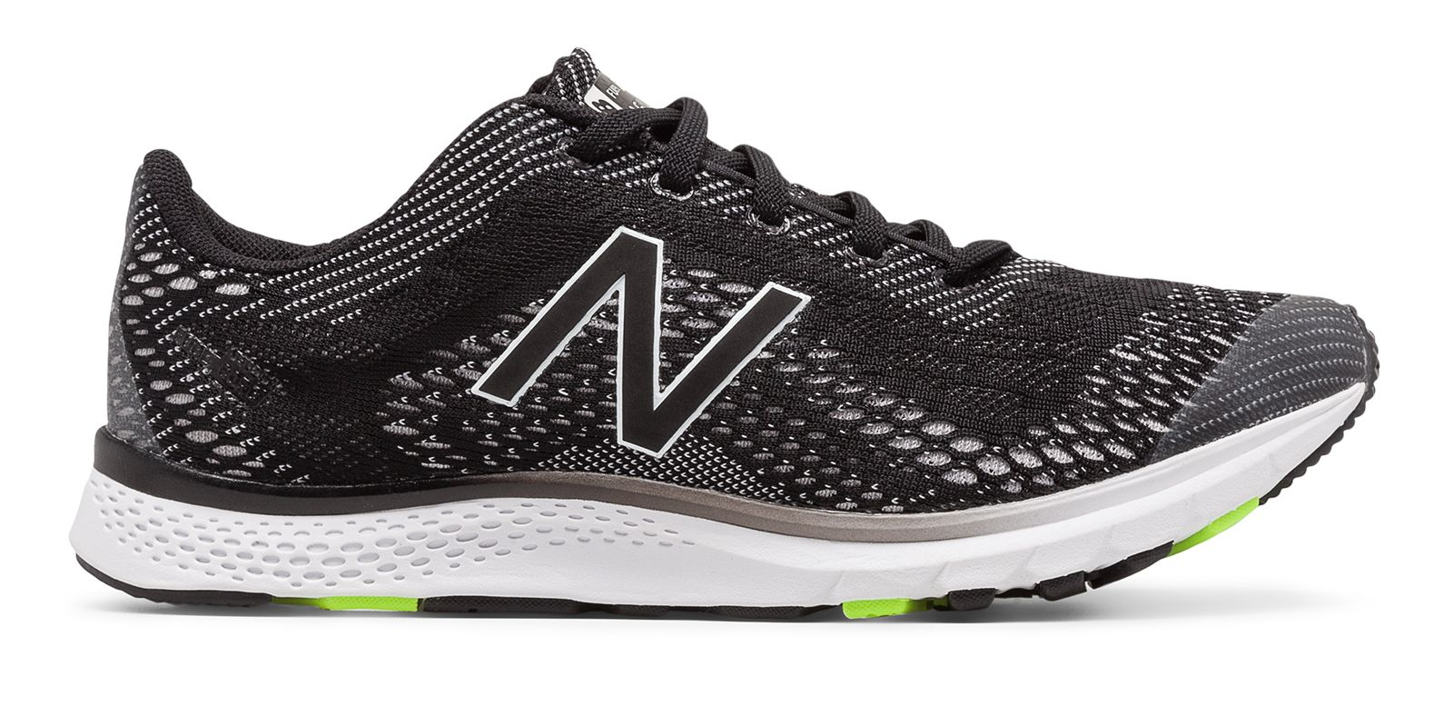 NB Vazee Agility v2 Trainer, Black with White