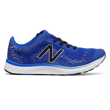 New Balance FuelCore Agility v2, Vivid Cobalt Blue with Sunrise Glo