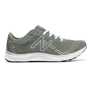 New Balance Vazee Agility v2 Trainer, White with Silver