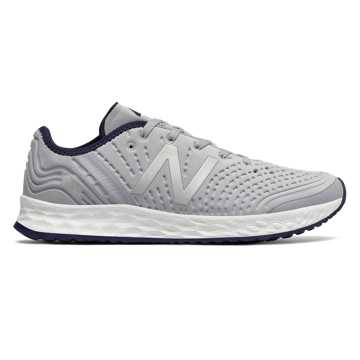 New Balance Fresh Foam Crush Fun Pack, Silver Mink with Navy