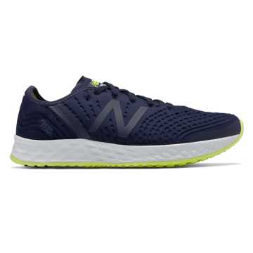 New Balance Fresh Foam Crush, Pigment with Solar Yellow & White