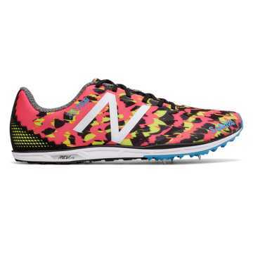 New Balance XC700v4 Spike, Pink with Black