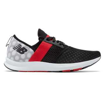 New Balance FuelCore NERGIZE Disney, Black with Red & White