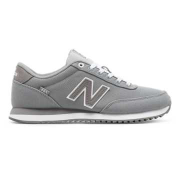 New Balance 501 Ripple Sole, Steel with Gunmetal