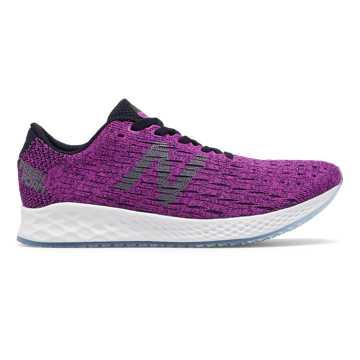 New Balance Fresh Foam系列 女款  动态贴合 轻盈缓震, 紫色