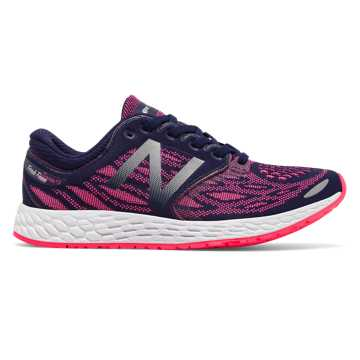 New Balance Fresh Foam Zante v3, Dark Denim with Alpha Pink