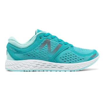 New Balance Fresh Foam Zante v3 Breathe, Vivid Ozone Blue with White