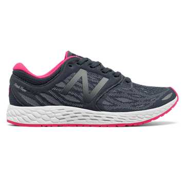 New Balance Fresh Foam Zante v3 Pink Ribbon, Thunder with Alpha Pink