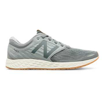 New Balance Fresh Foam Zante v3, Gunmetal with Sea Salt & Gum
