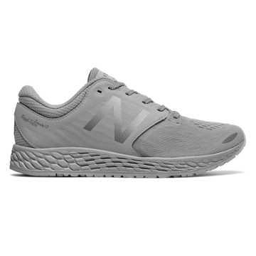 New Balance Fresh Foam跑步鞋 女款 轻量缓震 舒适回弹, 灰色