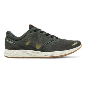 New Balance Fresh Foam Zante v3 NYRR, Force Green with Black
